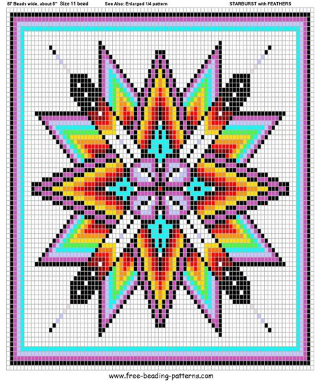 bead patterns american beadwork designs medicine bags free