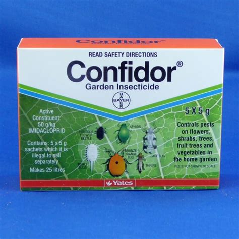 Buy Confidor Garden Insecticide On The Plant Hub Insecticide For Vegetable Garden