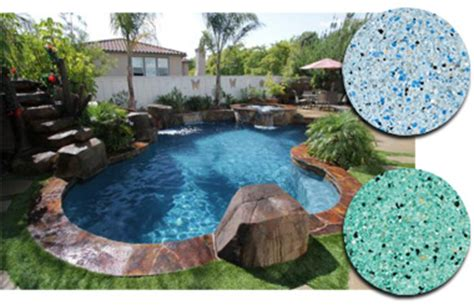 interior pool finishes national pool tile group