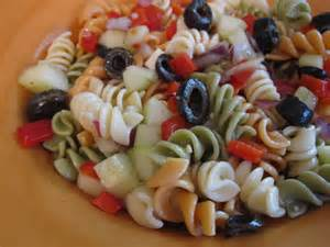 yummy pasta salad cathie filian tasty tuesday easy pasta salad
