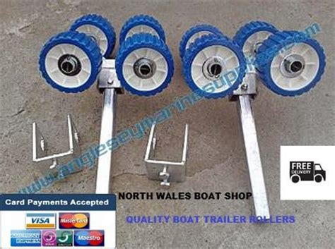 boat trailer roller conversion boat trailer rollers bunk to rollers conversion kit