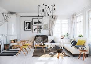 Scandinavian Living Rooms by Scandinavian Living Room Interior Design Ideas
