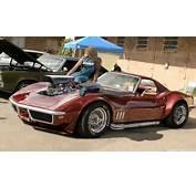 C3 Corvette Girls Car Tuning