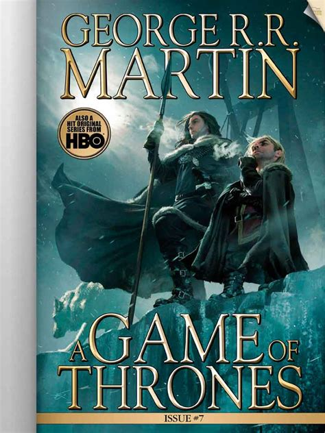 thrones book pictures a of thrones the comic book mobile application