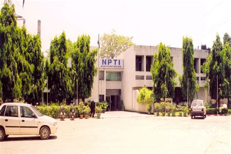 Mba In Npti by National Power Institute Npti