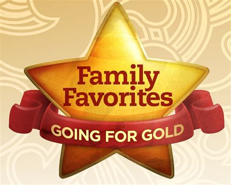 Enter To Win Mtv Goes Gold New Years 2007 Give Away by Vote Now For Family Favorites Awards And Enter To Win A