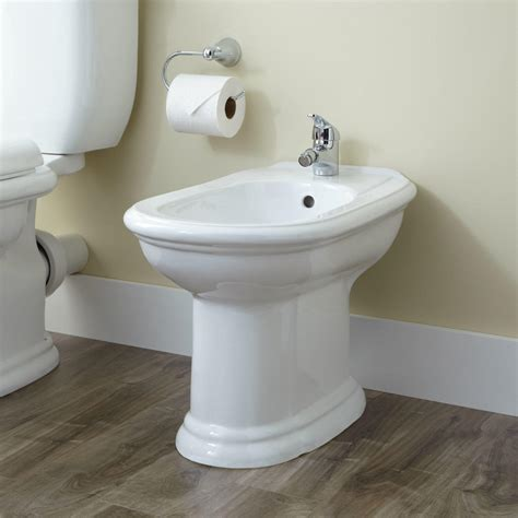 bidet pictures signature hardware kennard bidet in white ebay