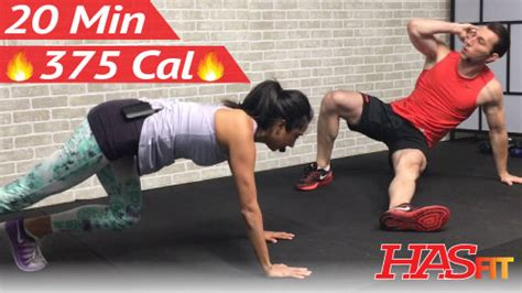 minute hiit workout  cardio strength training