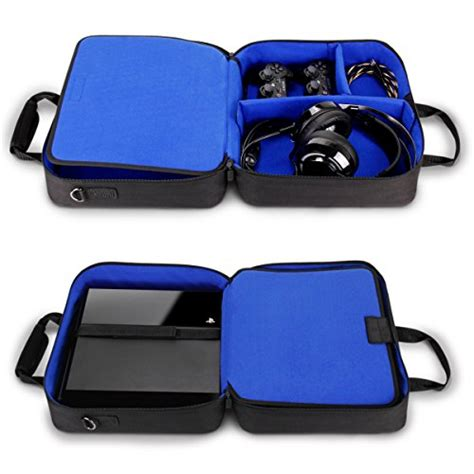 15361 Pro Reinforced Gear Cover usa gear playstation 4 pro sony ps4 pro 4k travel console carrying bag with controller