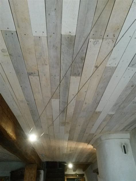 Roof And Ceiling by Pallet Made Roof Ceiling Pallet Ideas Recycled