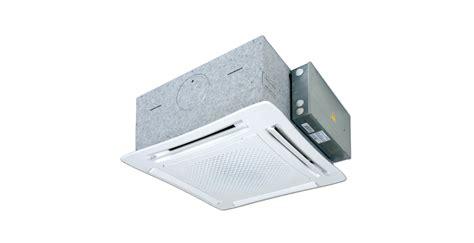 ventilconvettori a cassetta eurus cassette terminali idronici mta