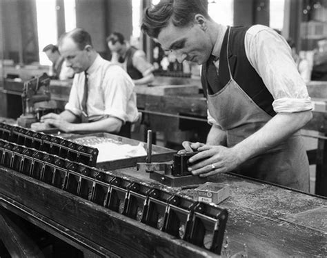 Production Worker by Eastman Kodak 130 Years Of History In Pictures Business The Guardian
