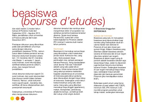 Motivation Letter Tentang Organisasi Buku Panduan Studi Pelajar Indonesia Di Perancis Ppi Marseille 2012