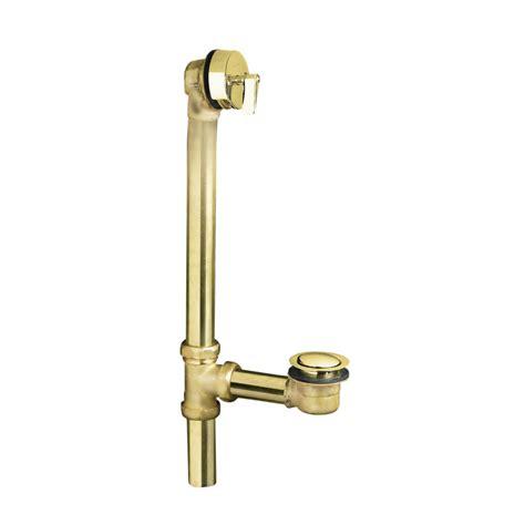 kohler bathtub drain assembly kohler bathtub drain assembly 28 images kohler k t14413 4 bv brushed bronze purist