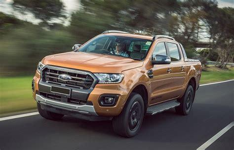 ford ranger 2020 model 2020 ford ranger wildtrak news design specs price