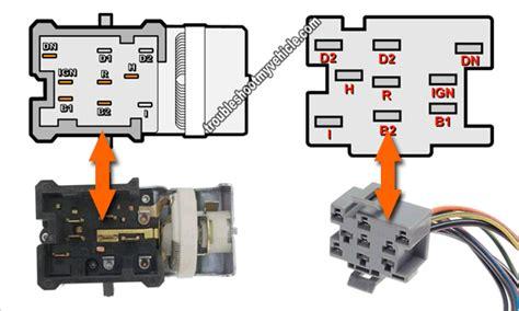 1994 ford ranger headlight switch wiring diagram 48