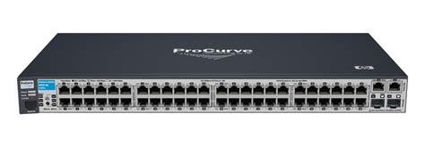 hp j9088a procurve 2610 48 48 port 10 100 managed switch w