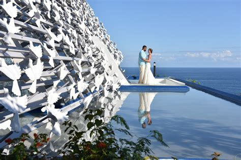 Simple Renewal of Vow in Bali's Banyan Tree Resort   Blog