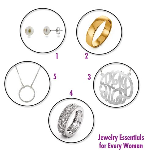 5 Jewelry Pieces For Every by 5 Pieces Every Should Own Evesaddiction
