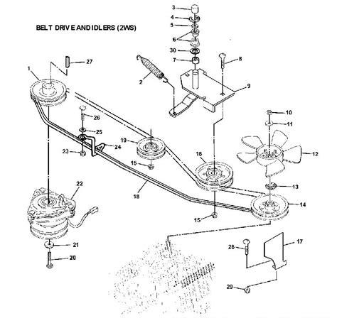 deere diagram deere lx277 spark wiring diagrams wiring