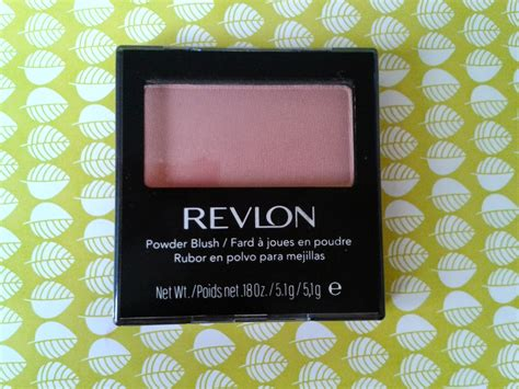 Revlon Soft Spoken Pink review revlon powder blush 04 soft spoken pink