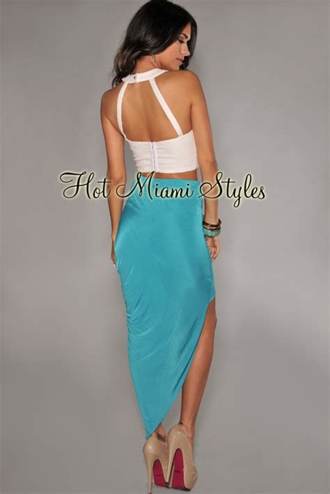 ruched draped skirt teal ruched asymmetrical draped jersey skirt