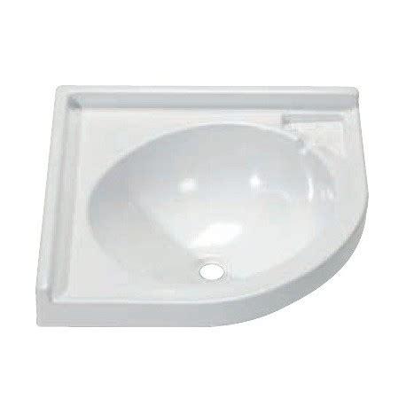 lavello in plastica lavandino in plastica ad angolo per bagno di cer e caravan
