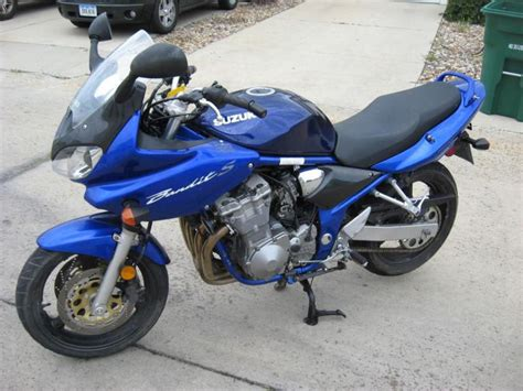 600cc Suzuki 2001 Suzuki Bandit 600cc For Sale On 2040motos