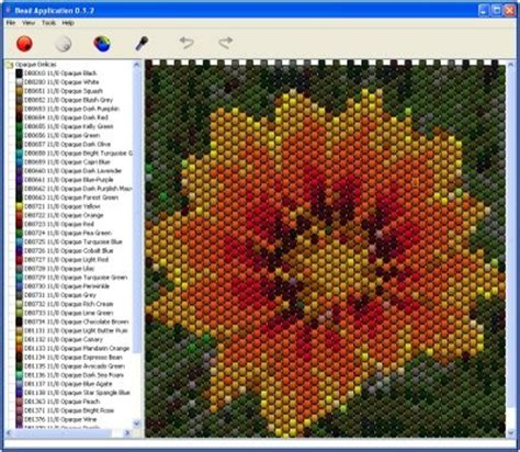 bead pattern design software free 18 best beadwork pattern makers images on pinterest