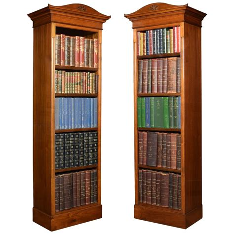 narrow bookcases for sale 28 images farmhouse pine