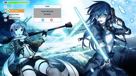Gun Gale Sword sinon kirito gun gale 6a wallpaper hd