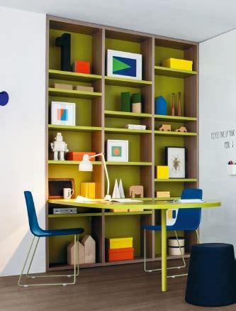 mobile libreria per bambini librerie per camerette ragazzi scrivanie a scomparsa per