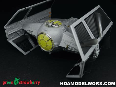 Bandai Starwars Tie Advanved X 1 172 Scale tie advanced x1 fighter paint mask set for the bandai 1 72 scale model kit by green strawberry