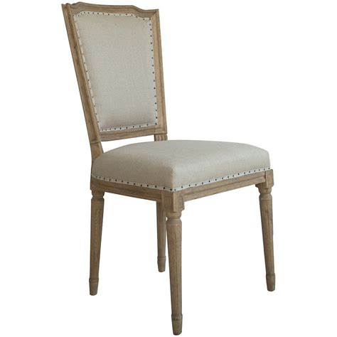 French Style Dining Chairs La Residence Interiors Styles Of Dining Chairs