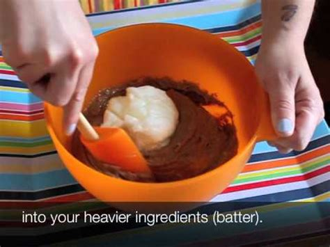 cooking light cancel subscription how to fold ingredients good food stories youtube