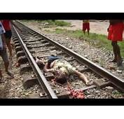 SUICIDE ATTEMPT &amp AN ACCIDENT BY TRAIN  YouTube