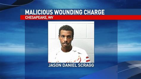 Chesapeake Court Records Charleston Accused Of Slashing With Blade In Chesapeake Wchs