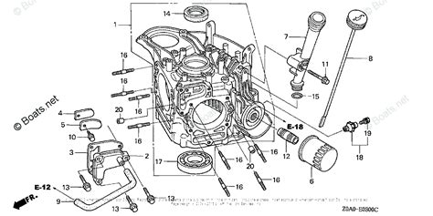 boats net honda parts honda small engine parts gcv530 oem parts diagram for