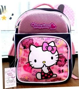 Tas Impor 267 Fendi Pink jual tas sekolah anak tk sd terlengkap grosir tas anak