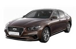 Hyundai Grandeur 2020 by Hyundai Grandeur Specs Of Wheel Sizes Tires Pcd