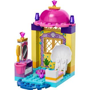 Lego 10723 Juniors Ariels Dolphin Carriage Disney Princess Ariel 1 lego juniors disney princess ariel s dolphin carriage 10723