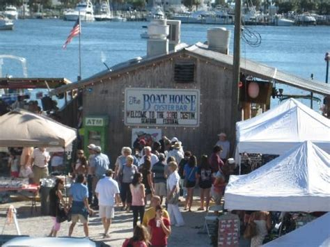 boathouse destin the boathouse in destin best seafood in destin