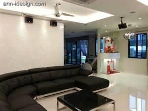 Interior Design For House living hall horizon golf west johor bahru jb malaysia