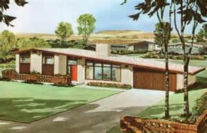 Mid Century Style Home Mid Century Split Level A House M O D E R N