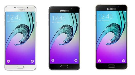Samsung A3 Series Samsung Galaxy A 2016 Series Launched With Stylish New A7 A5 A3 Phones The Indian Express