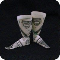 Origami Boot Dollar Bill - 1000 images about dollar origami on dollar