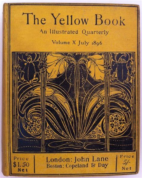 the yellow book in the picture of dorian gray 120 best images about beardsley on