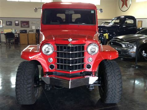 1959 jeep ad 01 1959 jeep willys wagon v8 for sale