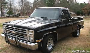 cowl induction hoods and more 81 87 chevy gmc truck