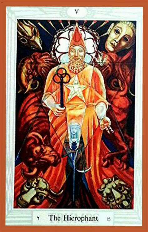 78 best el libro de thoth arcanos mayores images on books tarot and tarot cards